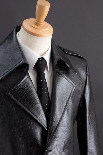 b240aa070b6b ロングの着丈が新鮮 長い着丈のコート メンズロングコート. ロングコート マトリックスコート