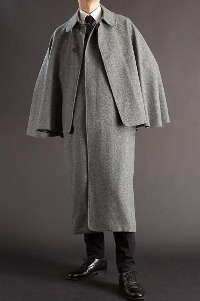 とんびコート ツイード 125