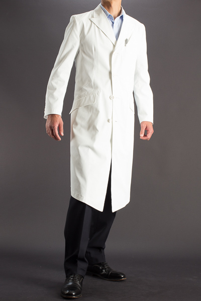 ドクターロングコート