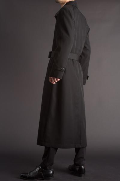 ステンカラ—コート 130