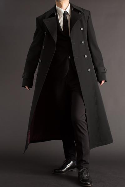 超ロングコート