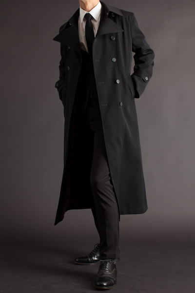 男性用(メンズ)ロングコート